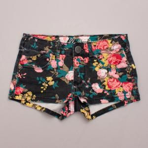Tumble n Dry Floral Shorts
