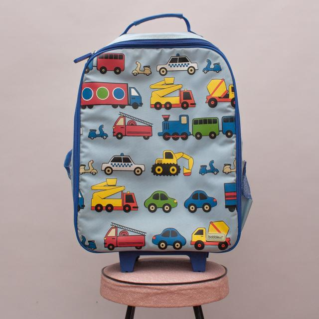 Bobble Art Kids Travel Suitcase