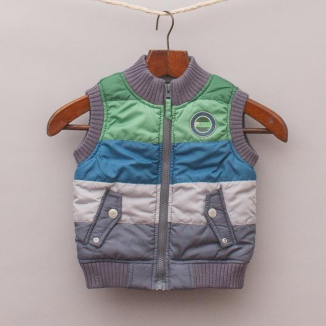 Jack & Milly Padded Vest