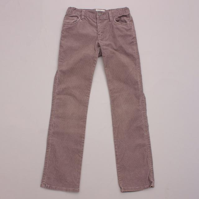 Country Road Brown Cords