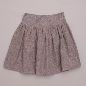 Paul & Joe Floral Skirt