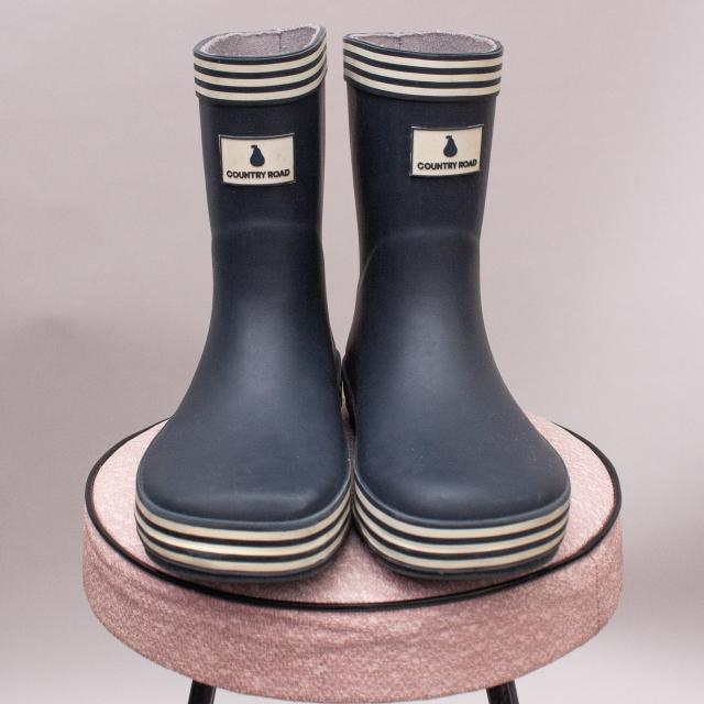 Country Road Gumboots - Size EU 30