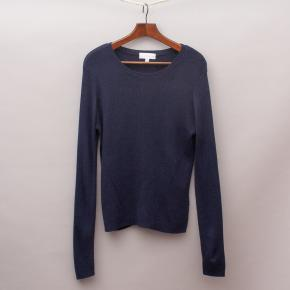 Indie Navy Blue Jumper