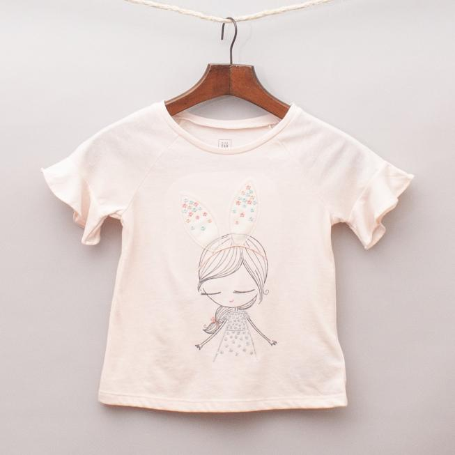 Gap Embellished T-Shirt