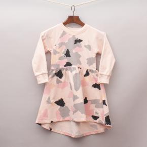 Milk & Masuki Camo Dress