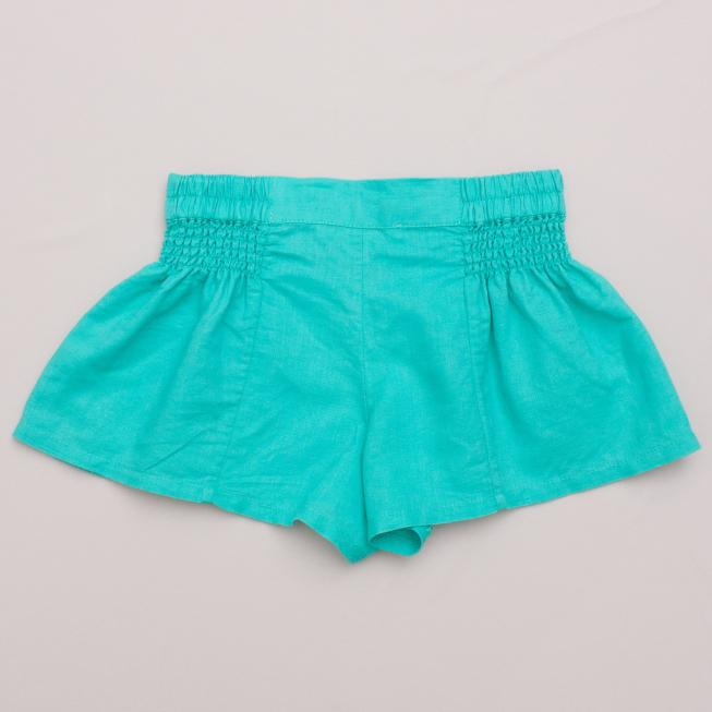 Country Road Green Shorts