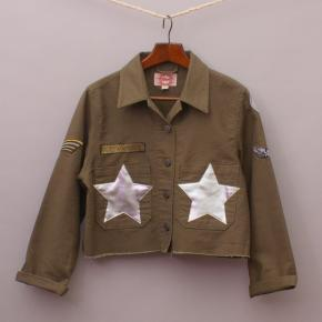 Gumboots Military Jacket