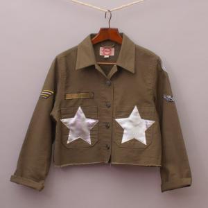 Gumboots Military Jacket