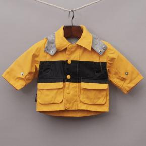 London Fog Yellow Jacket