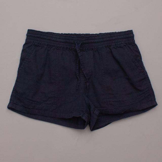 Cotton On Navy Shorts