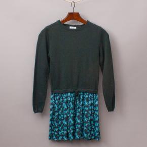CdeC Green Jumper Dress