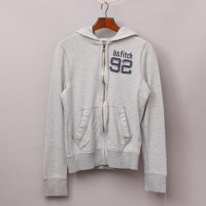Abercrombie Striped Hooded Jumper
