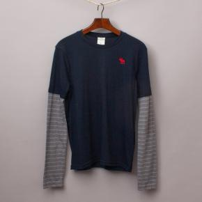 Abercrombie Two-Layer Long Sleeve