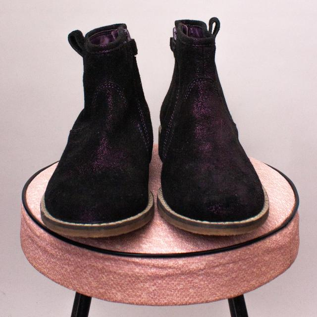 Peek… Metallic Boots  - EU 37