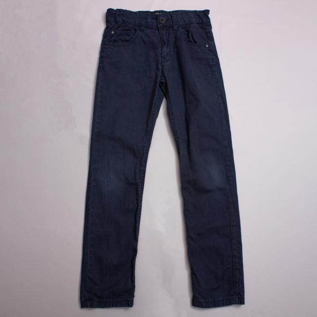 Zara Navy Blue Pants