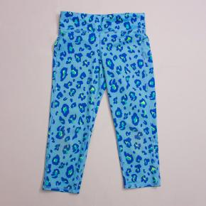 Old Navy Blue Leopard Leggings