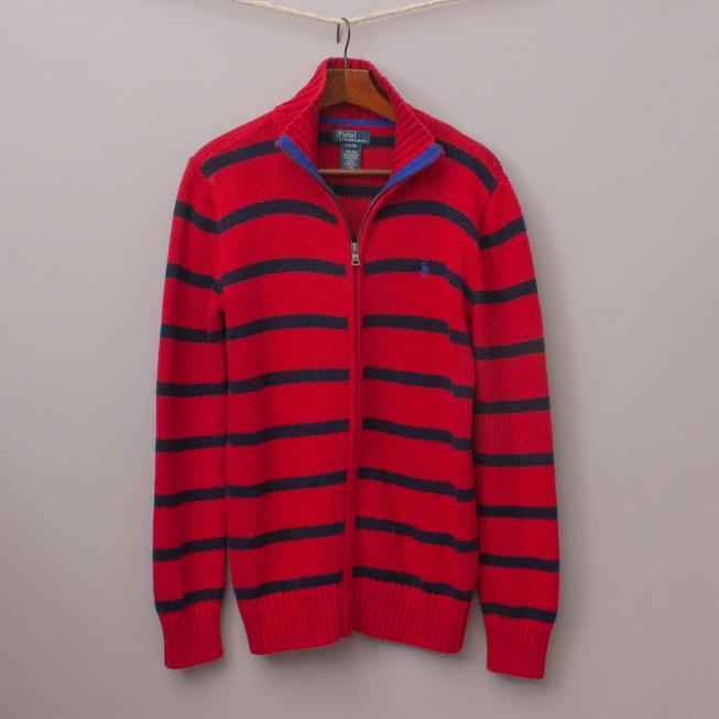 Ralph Lauren Striped Jumper