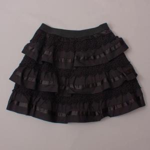 Bardot Layered Skirt