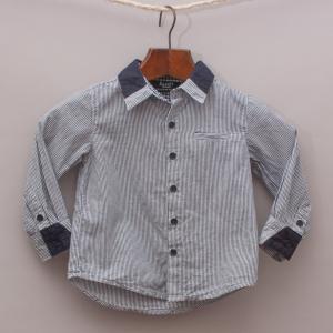 Bardot Pinstripe Shirt