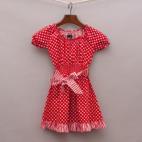 "Oobi Polka Dot Dress ""Brand New"""