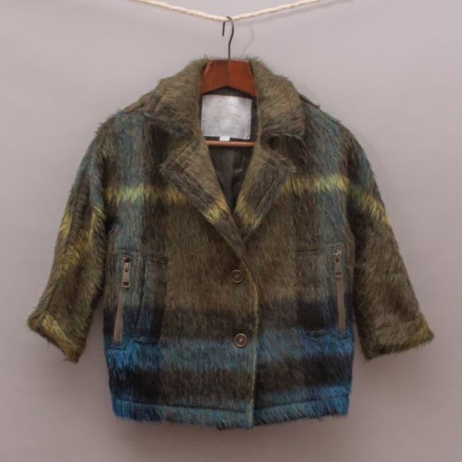Burberry Ombre Coat