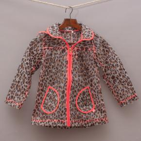 "Billieblush Leopard Spray Jacket ""Brand New"""