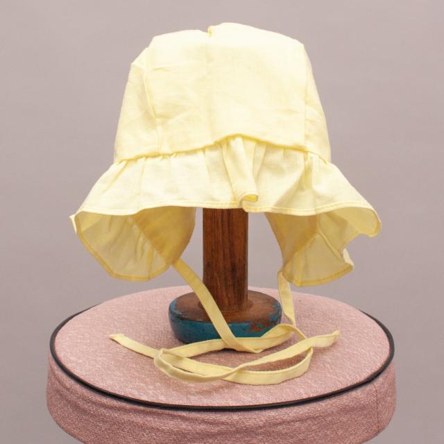 Yellow Bonnet