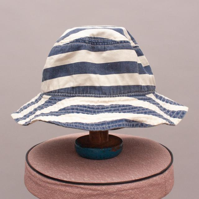 Country Road Striped Bucket Hat