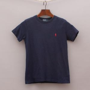 Ralph Lauren Navy Blue T-Shirt