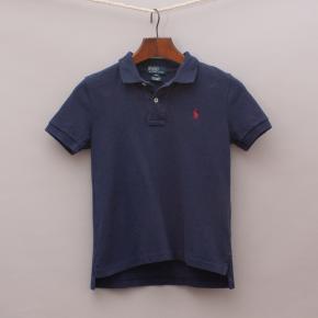 Ralph Lauren Navy Blue Polo Shirt