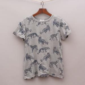 Seed Leopard T-Shirt
