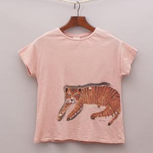Zara Tiger T-Shirt