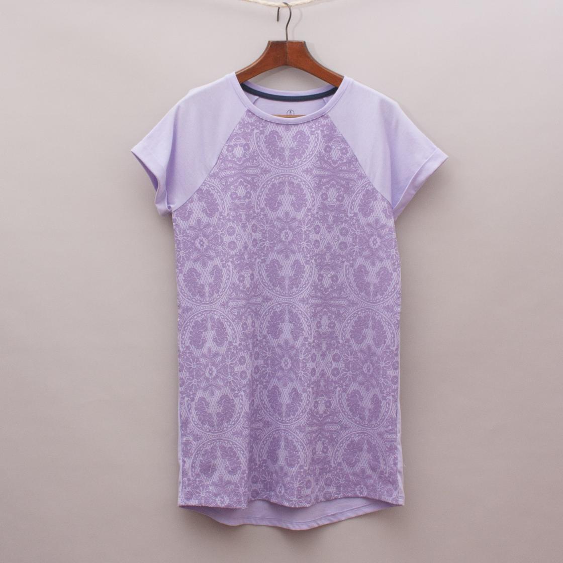 Land's End Lace T-Shirt