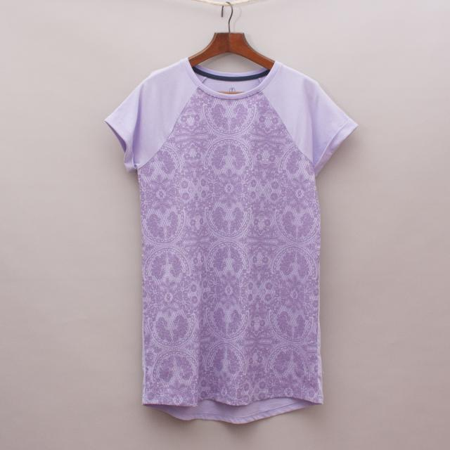 Land's End Lace T-Shirt