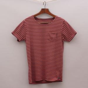 Scotch Shrunk Striped T-Shirt