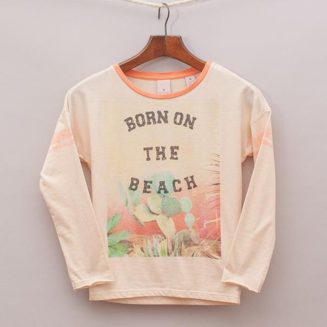 Scotch R'Belle Beach Long Sleeve