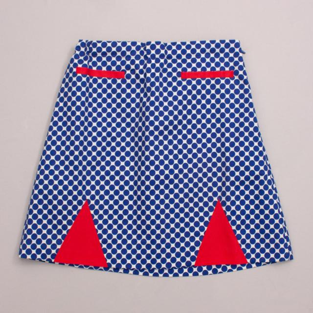 Marc & Molly's Spotted Skirt 'Brand New""