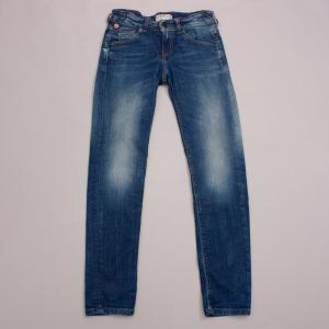 Chipie Distressed Jeans