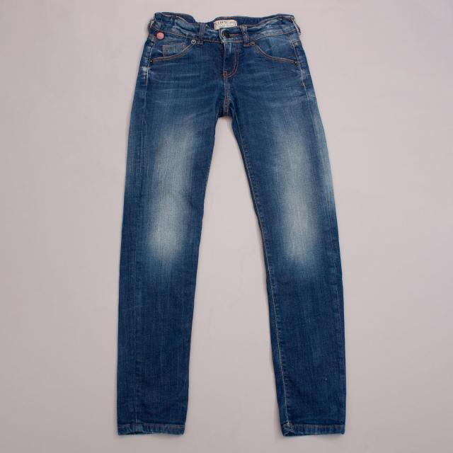Chipie Distressed Jeans