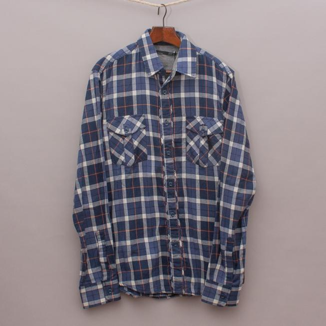 "St Goliath Check Shirt ""Brand New"""