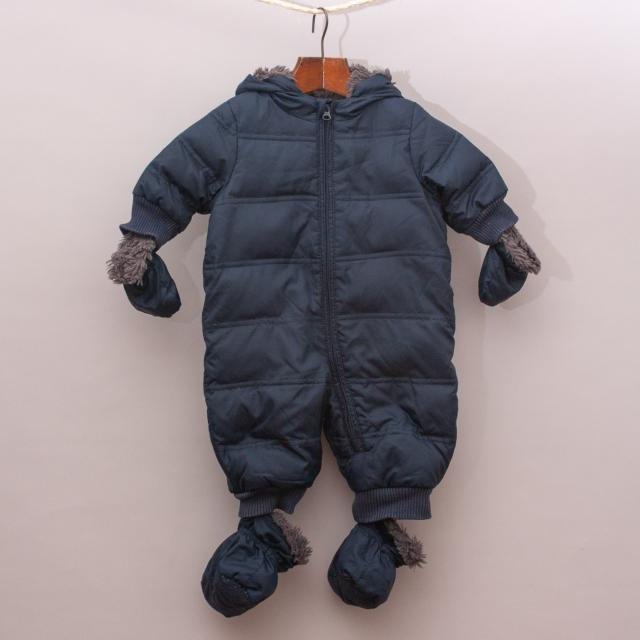 Gap Padded Romper Suit