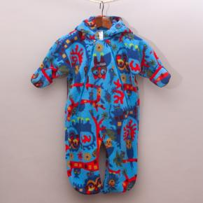 Patagonia Owl Fleece Suit