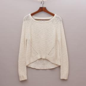 Seed Cream Jumper