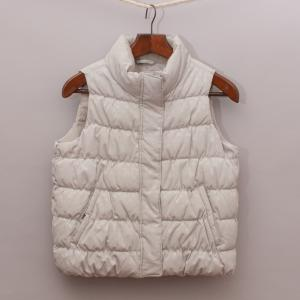 Gap Spotted Puffer Vest