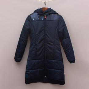 Billieblush Fitted Puffer Coat