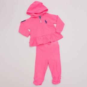 Ralph Lauren Pink Tracksuit