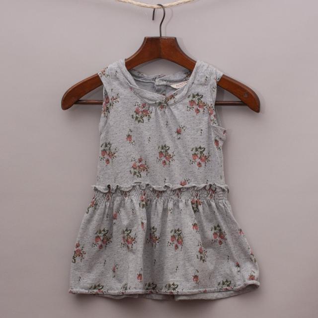 Fox & Finch Patterned Dress