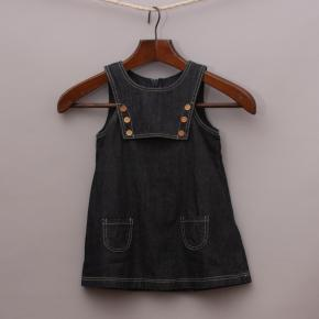 Bebe Denim Dress