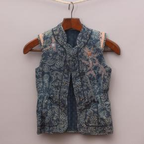 Scotch R'Belle Patterned Vest