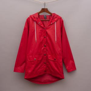 "Minti Rain Coat ""Brand New"""
